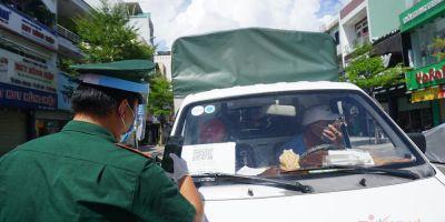 Trốn cách ly rồi bị mắc Covid-19, tài xế ở Đà Nẵng bị phạt 10 triệu đồng